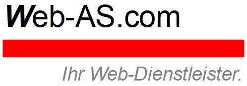 Logo der Firma Web-AS.com